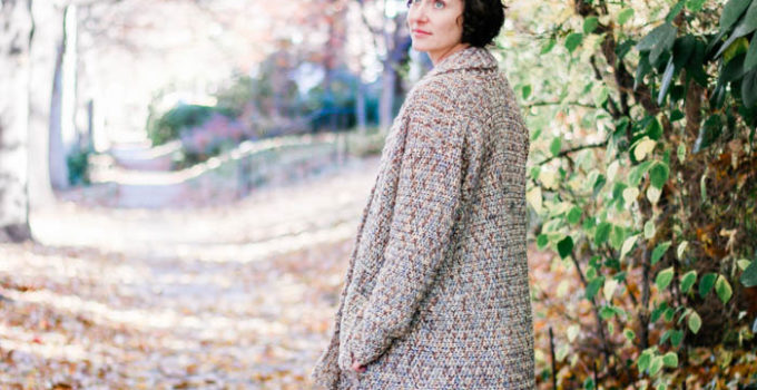Up North Crochet Cardigan Pattern For Beginners – With Video Tutorial