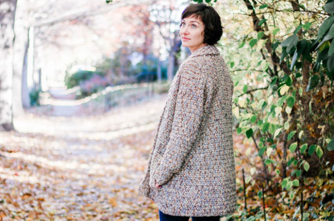 Stylish, Easy Crochet Cardigans – 20+ Free Patterns