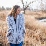 Haven Bobble Cardigan – Free Crochet Sweater Pattern
