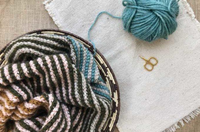 20+ Tunisian Crochet Stitches With Video Tutorials