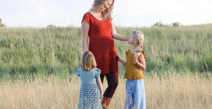 Idlewild Free Crochet Dress Pattern With Video Tutorial