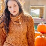 Harvest Crochet Pullover Sweater – Free Pattern by Mommy Loves Yarn