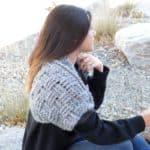 Fast Crochet Bolero – Free Pattern by Made With a Twist