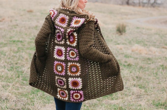 Revival Granny Square Cardigan – Part 2