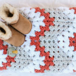 """Done in a Weekend"" Quick Free Crochet Baby Blanket Pattern"
