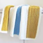 One Day Crochet Blanket – Free Pattern by Crochet Dreamz
