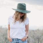 Fedora Crochet Sun Hat – Free Pattern