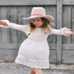 The Cleo Fedora Mini – Free Crochet Sun Hat Pattern for Kids