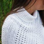 Crochet Rectangle Poncho – Free Pattern by Stitch & Hound