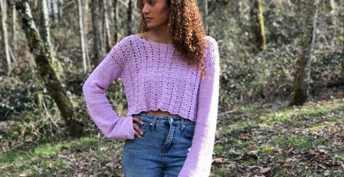 Crochet Summer Top – Free Pattern by Crafting For Weeks