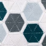 How to Join Crochet Hexagons as You Go