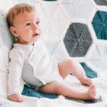 Join As You Go Crochet Hexagon Blanket