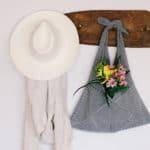 Crochet Origami Tote Bag – Free Pattern