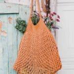 Crochet Market Tote Bag – Free Pattern